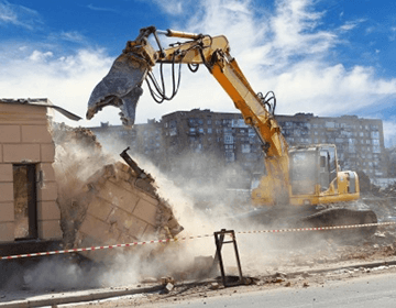 Demolition Service by Strathclyde Demolition